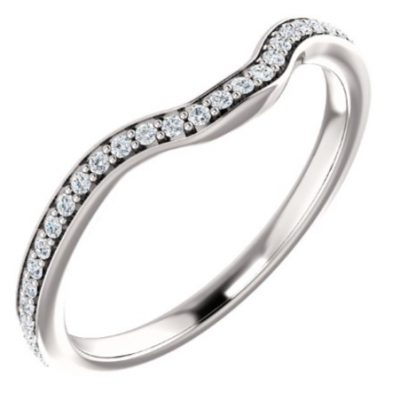 122349 Fitting Wedding Band