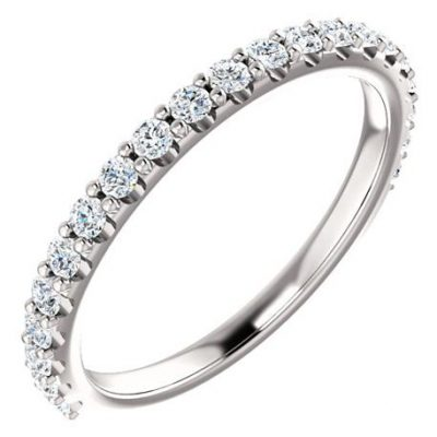 122129 Fitted Wedding Ring