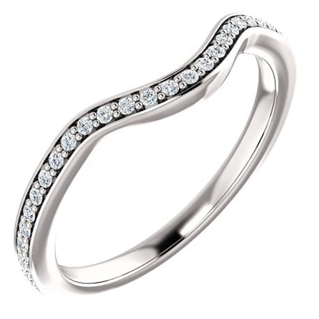 122239 Fitted Wedding Band