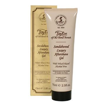 Sandalwood Aftershave Gel