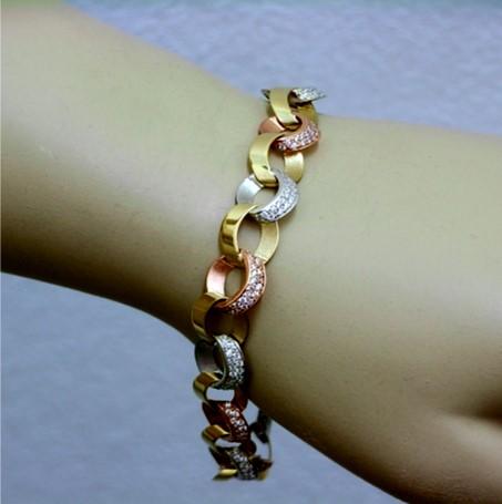 3tone Bracelet