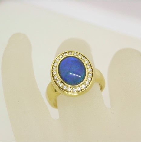 R11265 Opal Ring