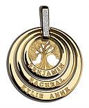 family circle pendant