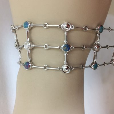 3Row Opal Bracelet