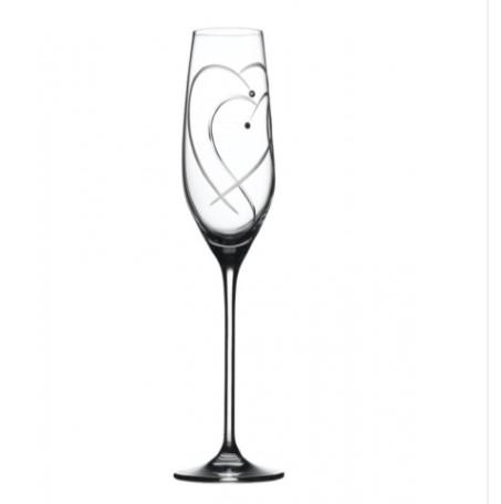 G32565 Glass Flutes