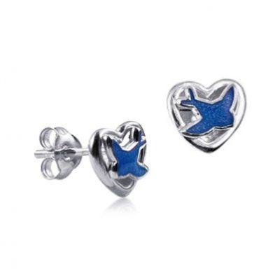 Bluebird Studs