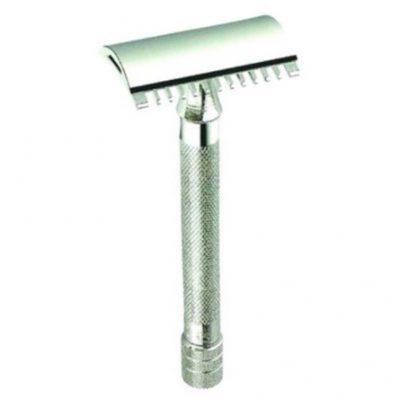 open comb razor