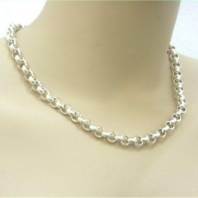 Belcher Link Necklace