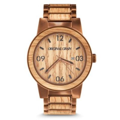 Whisky Barrel Watch
