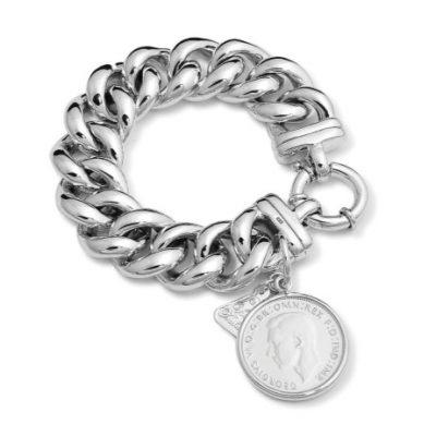 Florin Coin Bracelet