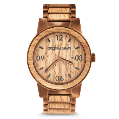 Bourbon Barrel Watch