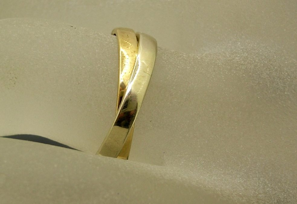 R11285 Russian Wedding Ring