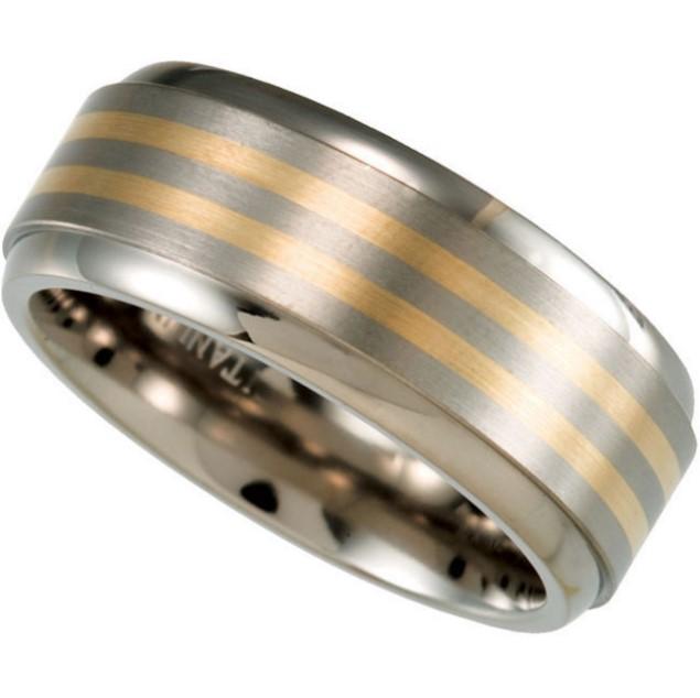 R11306 Titanium Ring