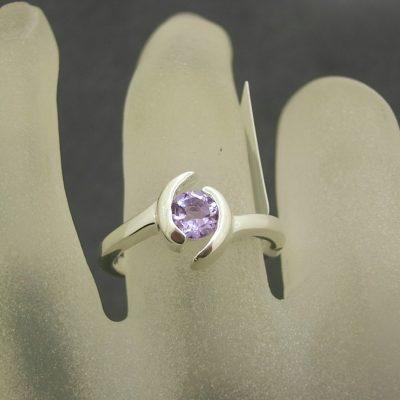 Amethyst Nurturing Ring