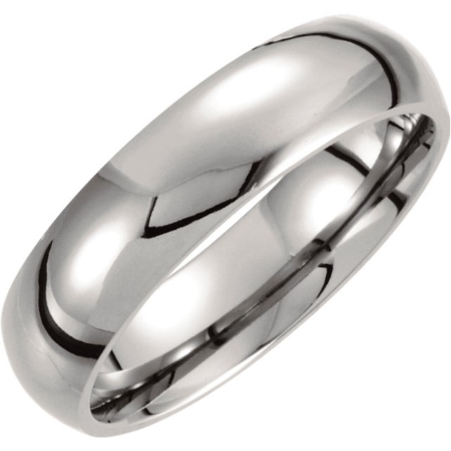 R11433 Titanium Wedding Ring
