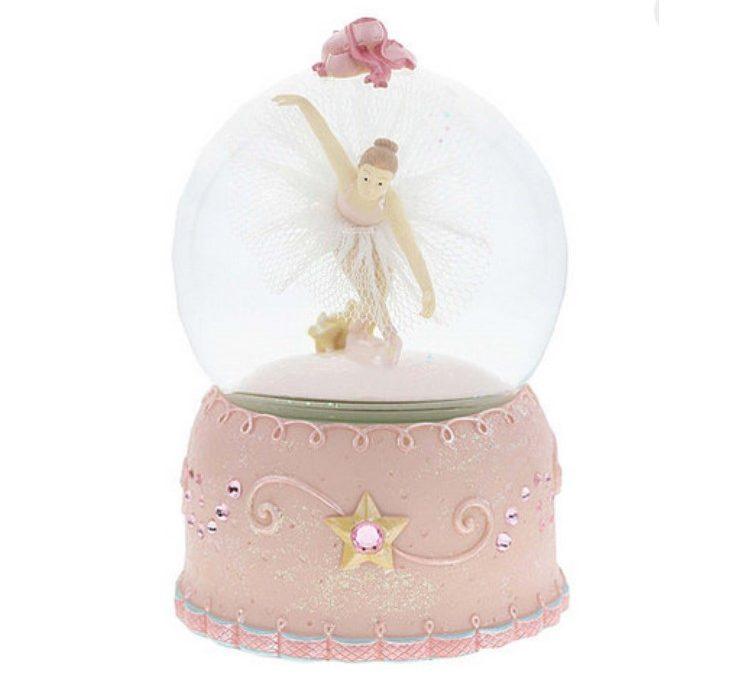 G33357 Musical Snow Globe