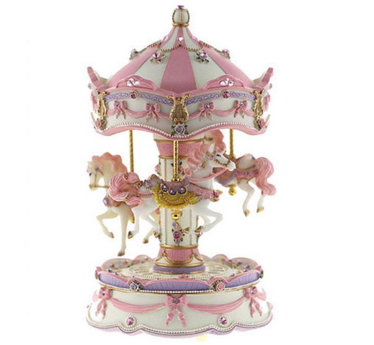 G33359 Musical Carousel