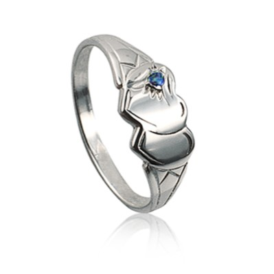 Girls Signet Ring
