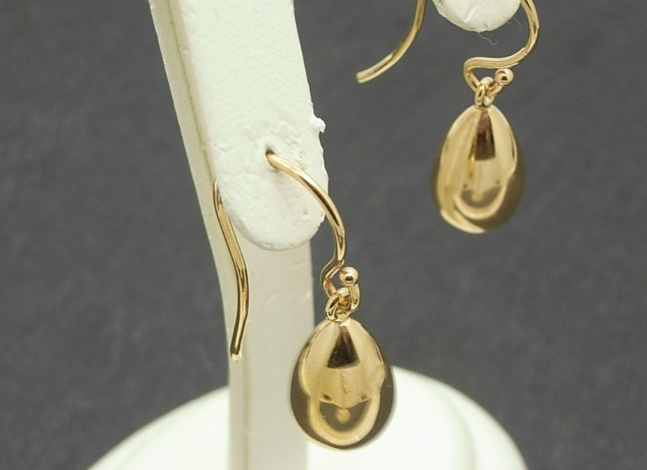 G33208 Tear Drop Earrings
