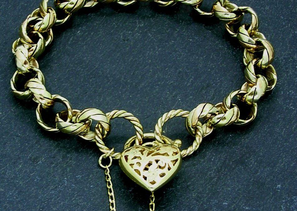 G33079 3Tone Bracelet