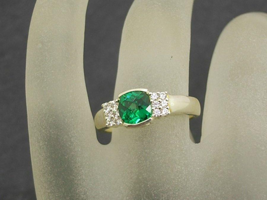 G32480 Vintage Style Ring