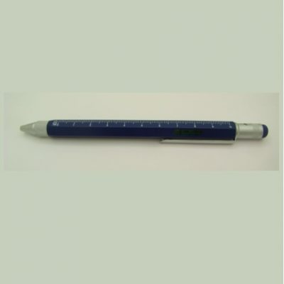 Blue Construction Pen