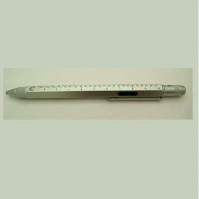 Silver Construction Pen