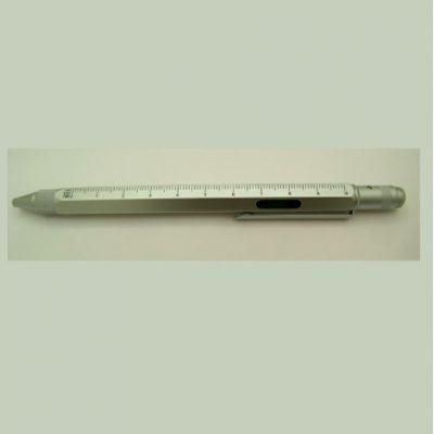 Silver Construction Pen