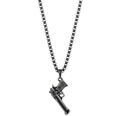 Gun Pendant