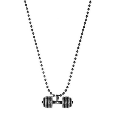 Dumbbell Pendant