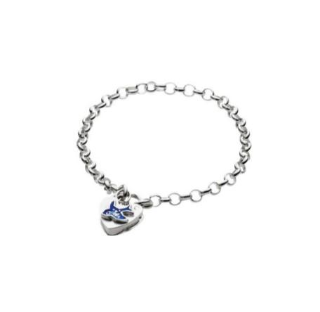 G32523 Blue Bird Bracelet