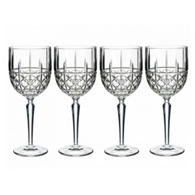 Waterford Crystal Goblet Set