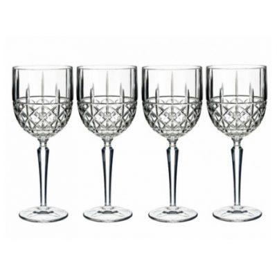 Waterford Crystal Goblet Set