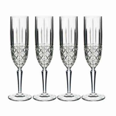Waterford Crystal Flute Set