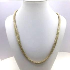 Titanium Mesh Necklace