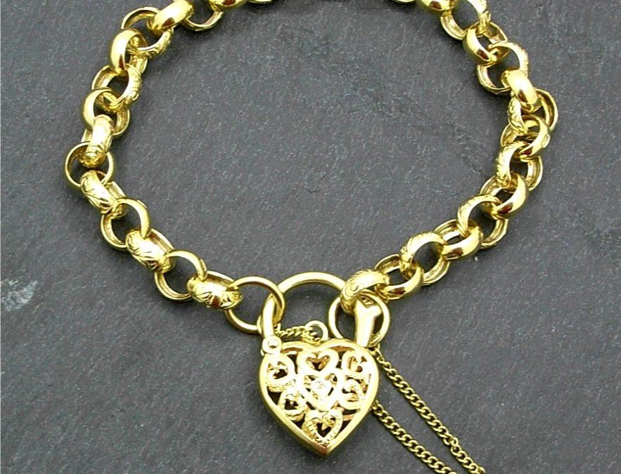 G33407 Belcher Bracelet