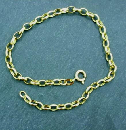 G33408 Gold Bracelet