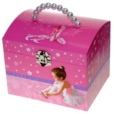 Ballet Jewel Box
