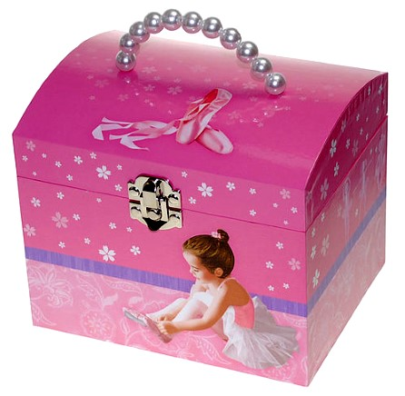 G33305 Ballet Jewel Box