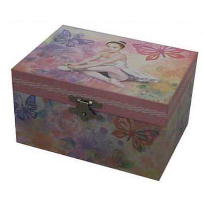 Ballet Jewellery Box