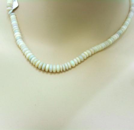 I11837 Opal Necklace