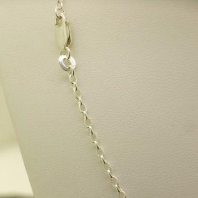 Oval Belcher Chain