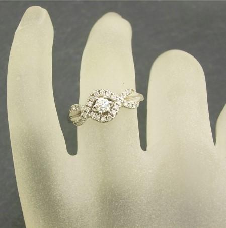 A14989 Diamond Ring