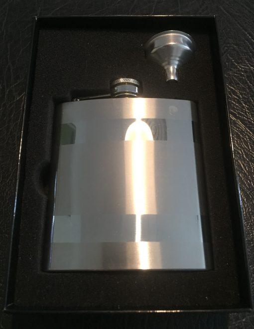 S/S Hip Flask