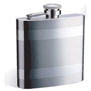 S/S Hip Flask
