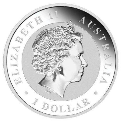 Silver Australian Coin