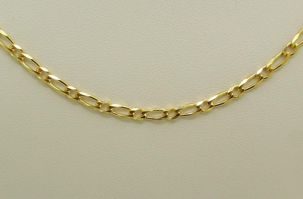 G33753 Gold Figaro