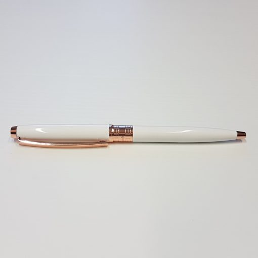 White & Rose Pen