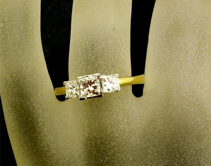 G33780 Trilogy Ring