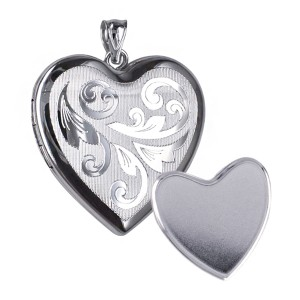 Memorial Heart Locket